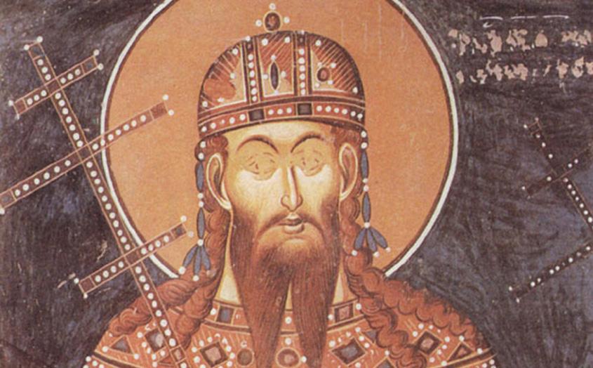 Свети деспот Стефан Српски (Слепи)